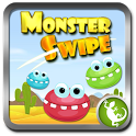 Monster Swipe icon