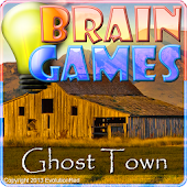 Ghost Town: Brain Puzzles