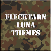 GO Keyboard Flecktarn Theme