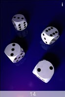 Screenshot of Four Dice