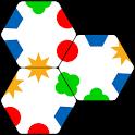 Hexa Zoki Puzzles logo