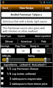 Grocery Tracker Shopping List - screenshot thumbnail