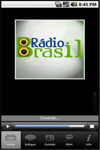 Radio Brasil/Pop Rock screenshot 0