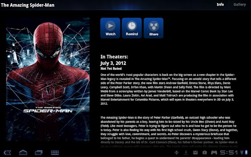 Sony Pictures - screenshot thumbnail
