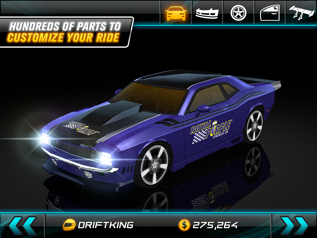 Drift Mania: Street Outlaws- screenshot