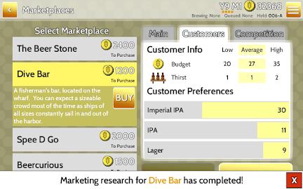 Fiz : Brewery Management Game Screenshot 4