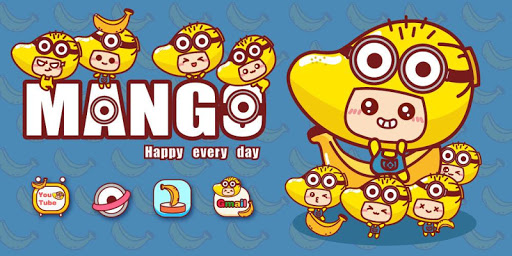 Despicable Mango GO Theme