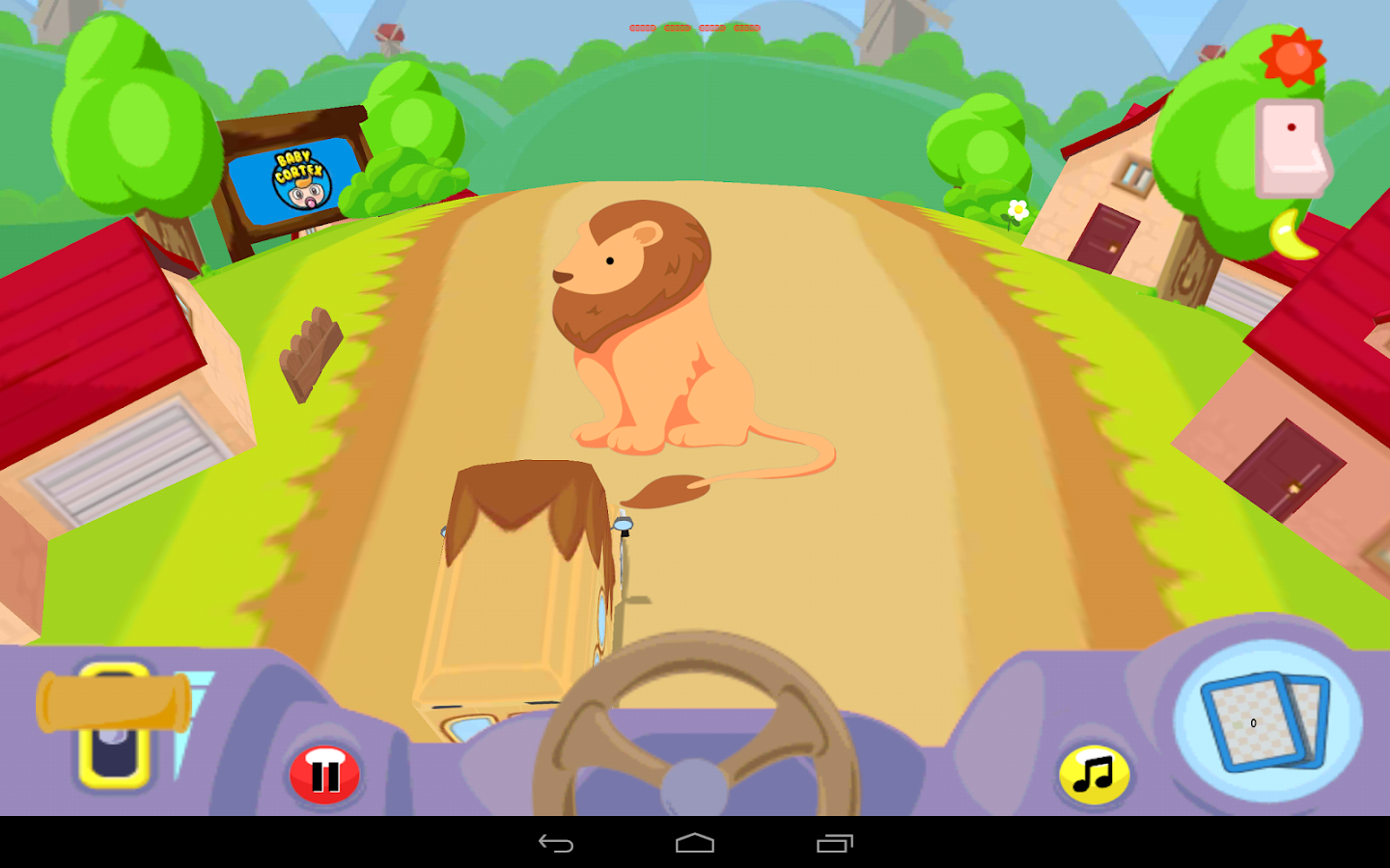 Alphabet Car 2 - screenshot