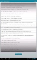 Screenshot of Comfortmaker TechLit Search
