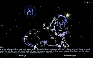 Screenshot of Your Daily Horoscope Free