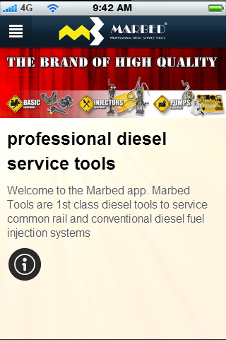 Marbed Tools