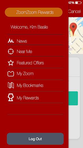 ZoomZoom Rewards