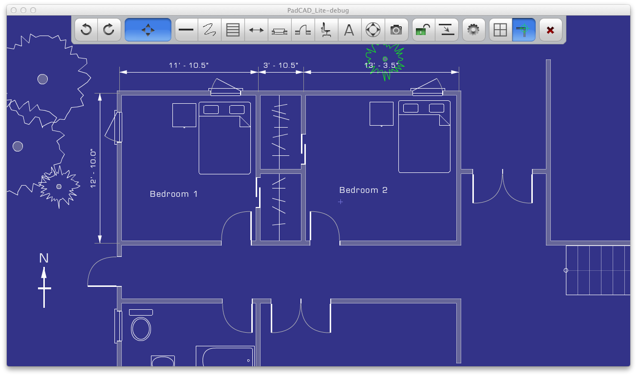 PadCAD - screenshot