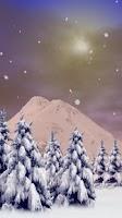 Screenshot of Winter Wonderland LWP