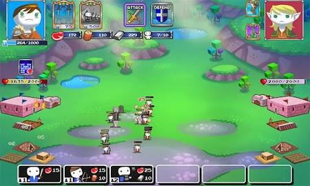Nano Kingdoms - New Age Screenshot 1
