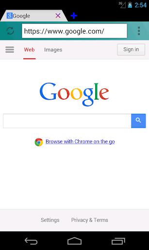 falKon Browser