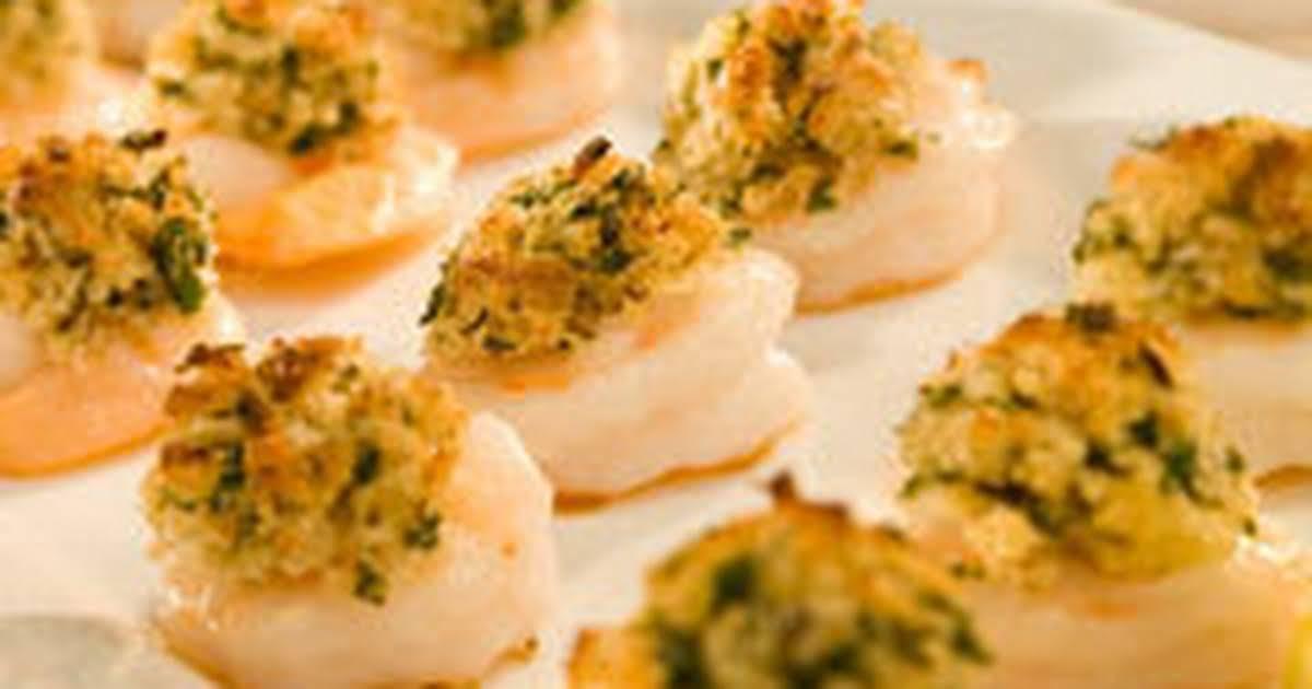 Baked Breaded Shrimp. - Picturing Food & Drink!   Breaded Shrimp Dinner Ideas