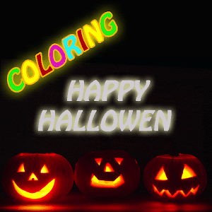Halloween Coloring Book  full version apk for Android device