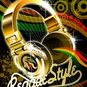 Live Wallpaper Reggae Style logo