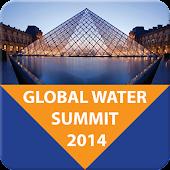 Global Water Summit Paris 2014