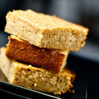 White Chocolate Chestnut Blondie