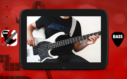 Bass lessons newbie VIDEO LITE- screenshot thumbnail