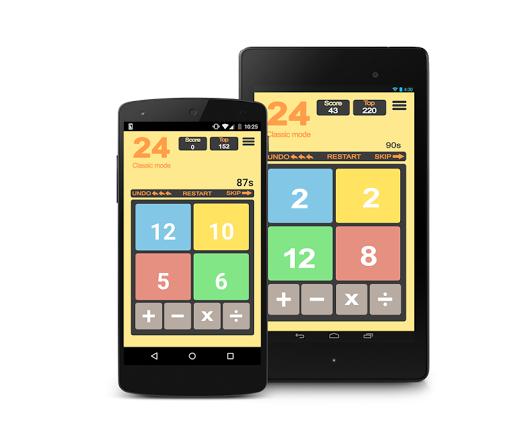 24 Math Game