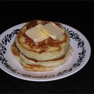 Easy Pancakes.