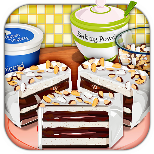 休閒App|Cooking Master:ice cream cake LOGO-3C達人阿輝的APP