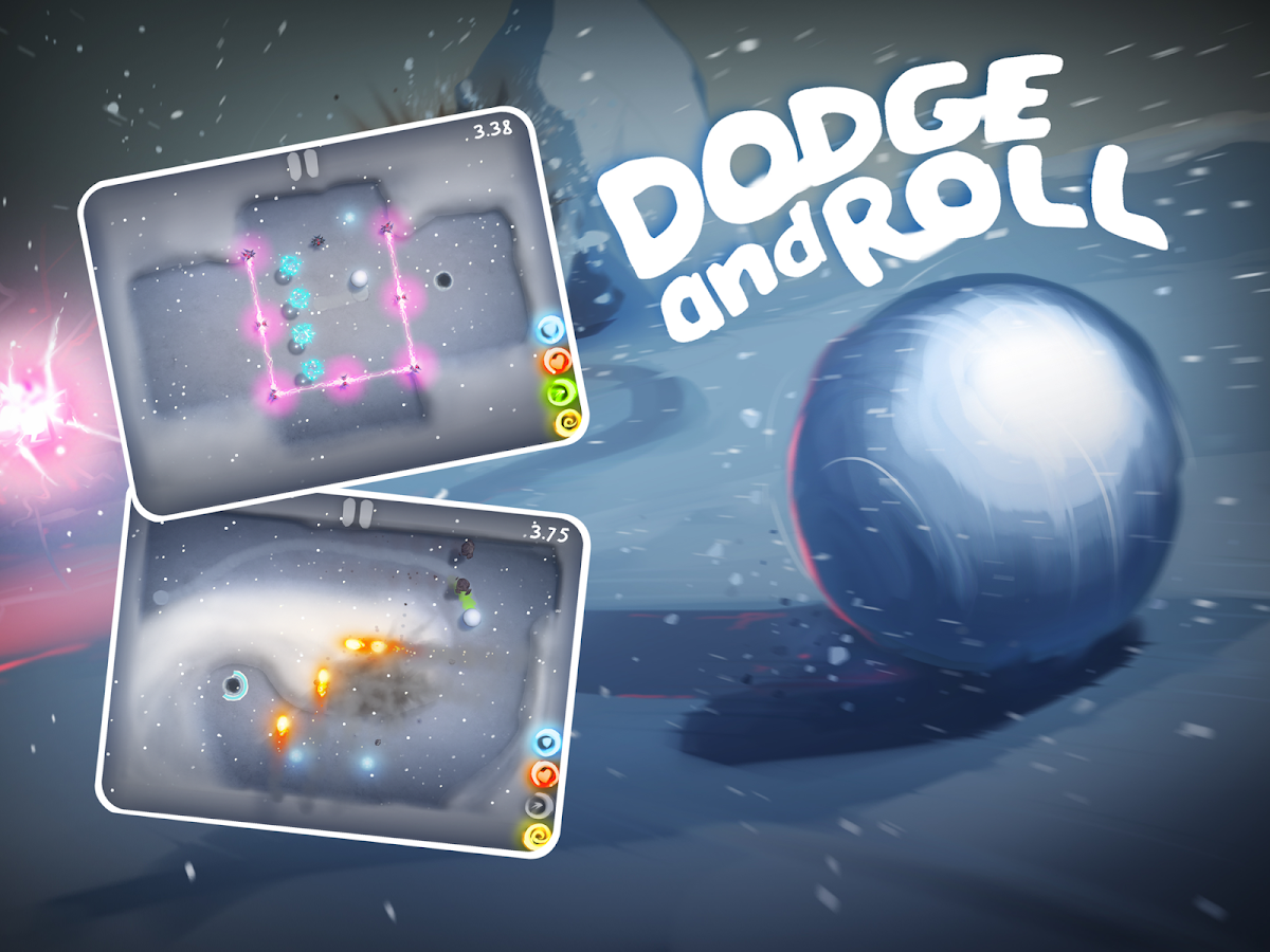 Dodge & Roll- screenshot