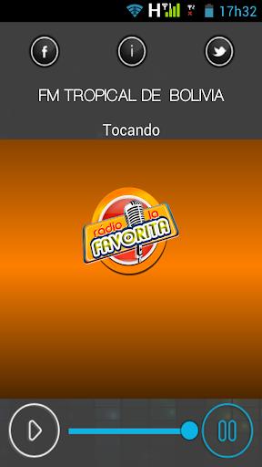 FM TROPICAL BOLIVIA