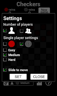 Checkers HD- screenshot thumbnail