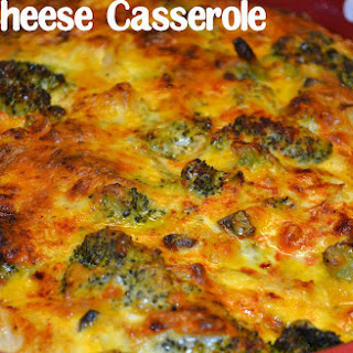 My Favorite Broccoli & Cheese Casserole