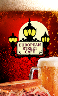 European Street Cafe- screenshot thumbnail