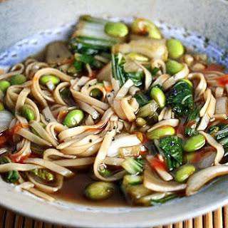 Vegetarian Pho (Pho Chay).