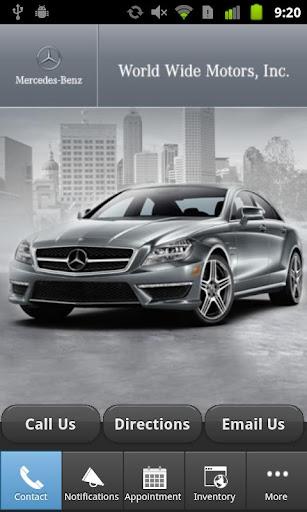 World Wide Motors Mercedes