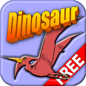 Dinosaur Peg Puzzle Free icon