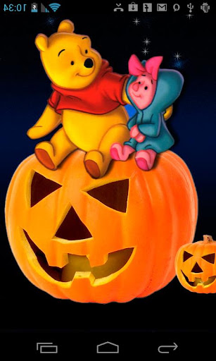 Mouse halloween background2014