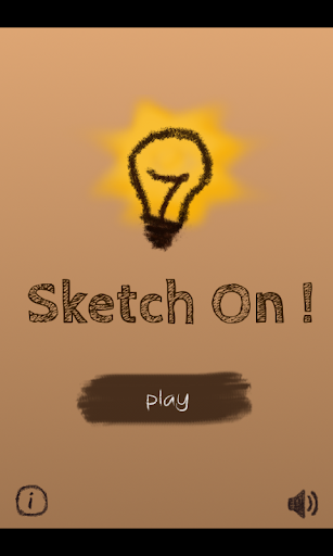 SketchOn - a lights out game