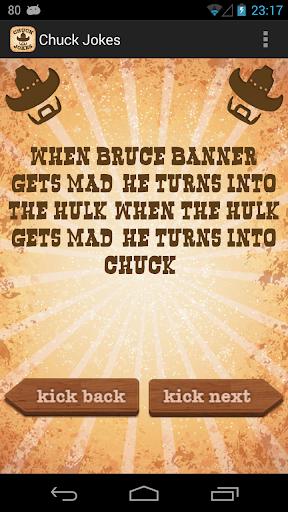 Chuck Jokes