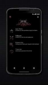 Iocons Black - Icon Pack v1.00