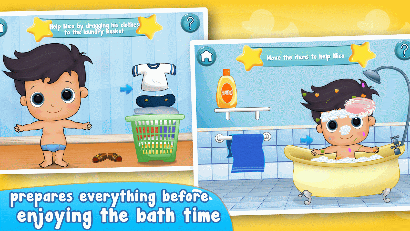 Nico Explore Your Bathroom Android Apps On Google Play