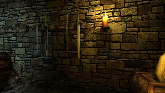Blacksmith Forge VR Cardboard - screenshot thumbnail