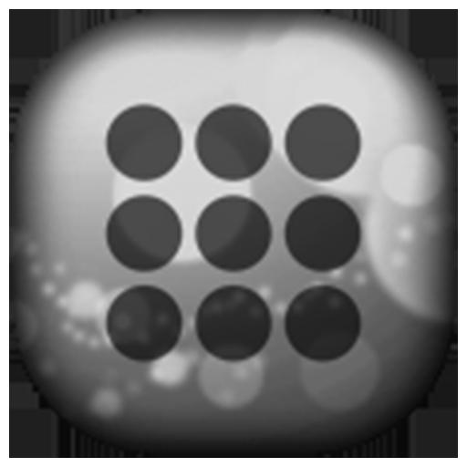 AP Bokeh White 個人化 App LOGO-硬是要APP