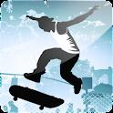 3D Skateboarding logo