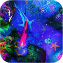 FishInWonderlandLiveWallpaper icon