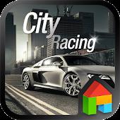 City racing dodol theme