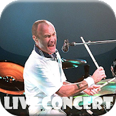 Phil Collins Live Music Play