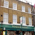 The Windsor Castle Pub logo