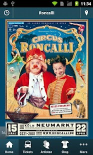 Circus Roncalli- screenshot thumbnail